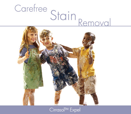 Cirrasol™ Expel - Carefree stain removal