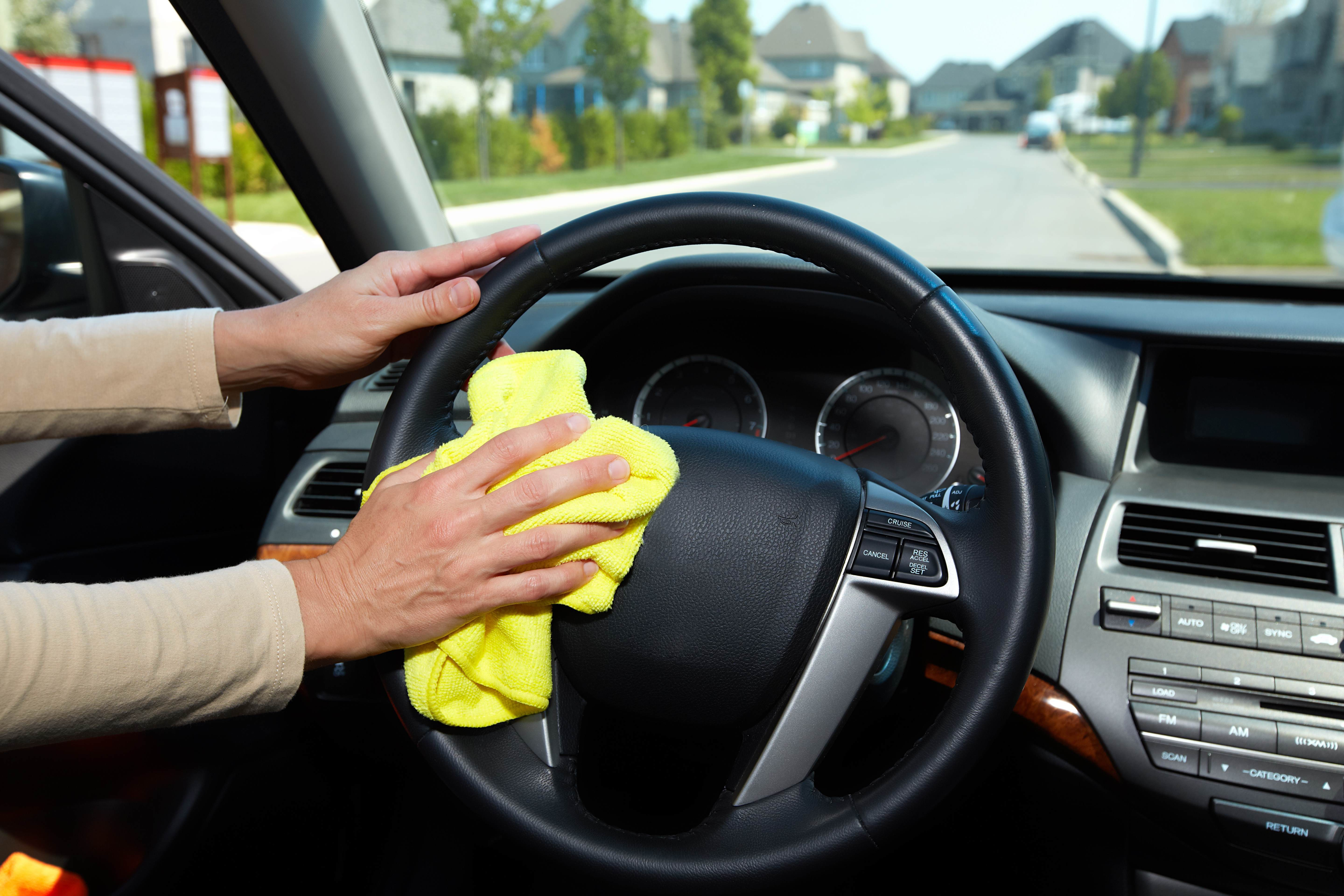 Interior and exterior vehicle cleaning and detailing